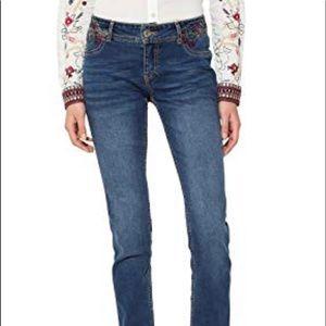 Desigual Jeans Refriposas